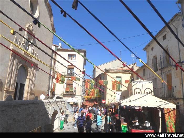 Fira de tots sants cocentaina medieval fair kali travel - Cocentaina espana ...