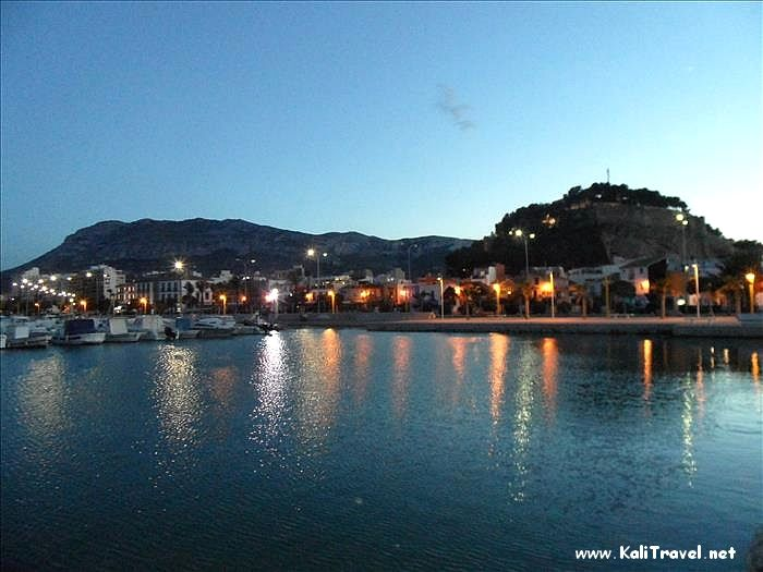 dénia beaches boats cuisine and a castle kali travel
